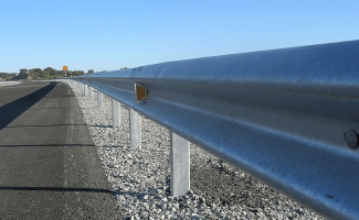 Wire Rope Barrier Image